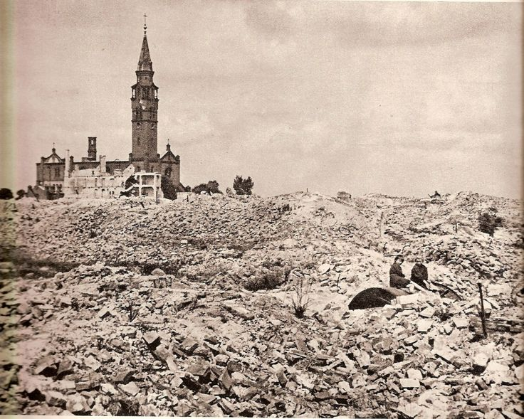 Warsaw, 1945 - Huge Collection Of The Warsaw Uprising Photos 18  Page 3 of 3  Best of Web Shrine
