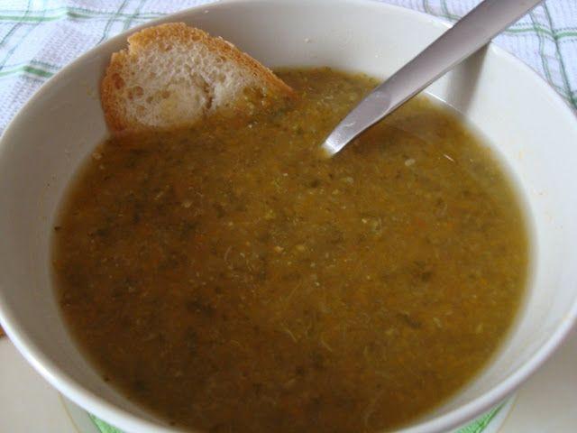 La buona cucina di Katty: Zuppa di verdure