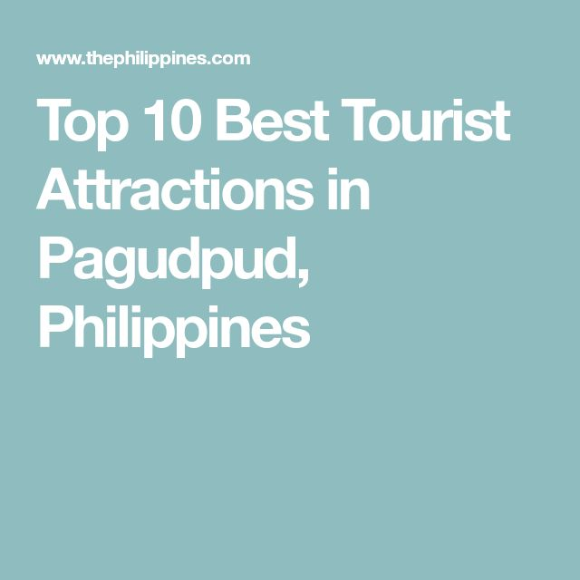 Top 10 Best Tourist Attractions in Pagudpud, Philippines
