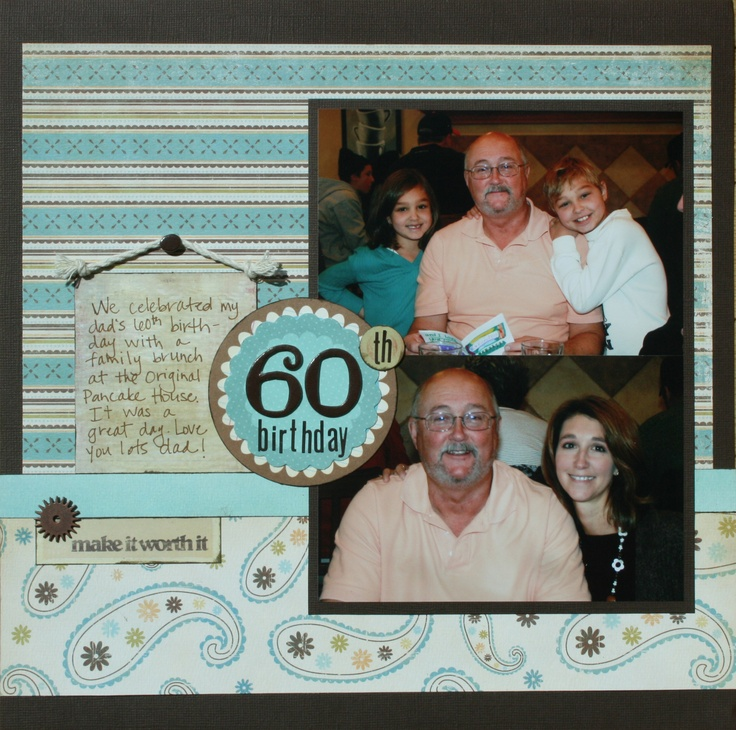 1000 Images About Scrapbook Ideas On Pinterest 40th