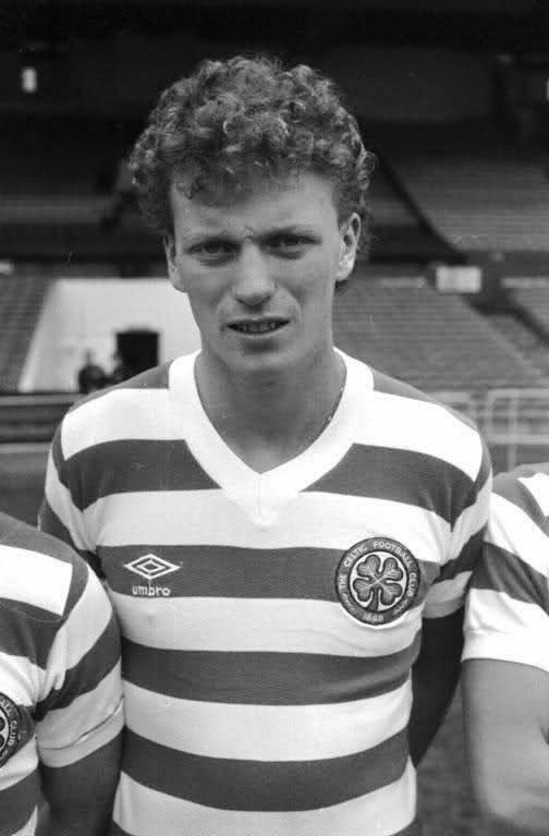 Man U manger David Moyes playing for  Celtic