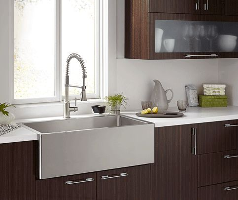Expert Redesign Tips: IMPROVE YOUR KITCHEN SINK
