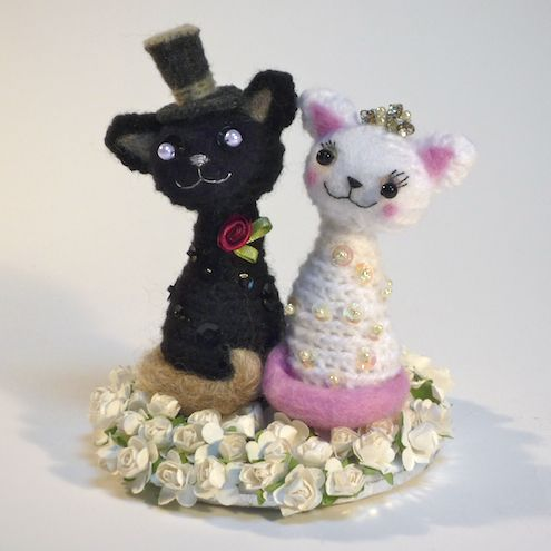 images of wedding cake toppers | Creature Gallery » wedding cake topper