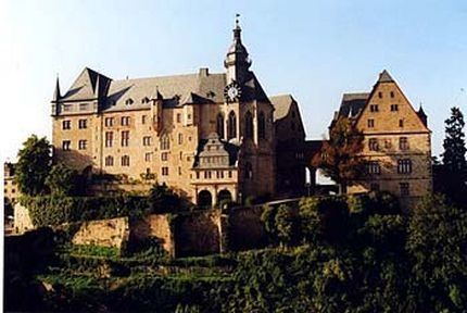 Marburg, Germany - castle