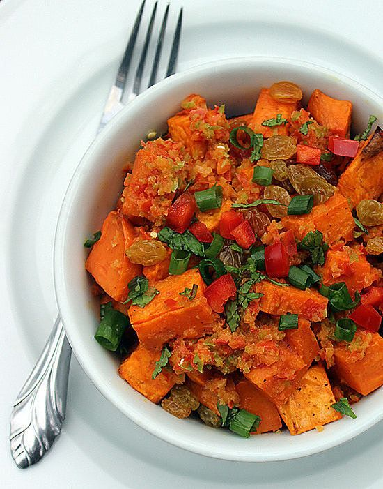 270 Cals   This Spicy-Sweet Potato Salad Can Help You Lose Weight