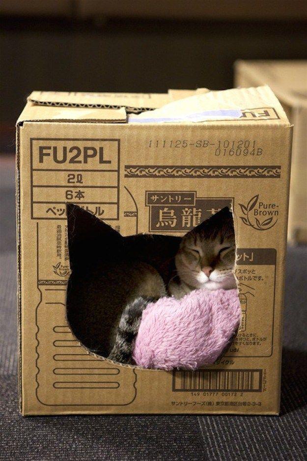 Casas para perros y gatos handmade-el tarro de ideas-6