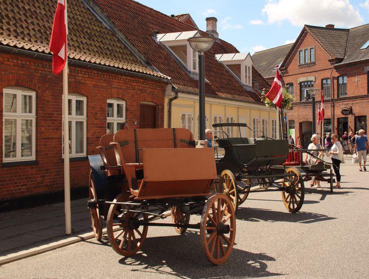 Mons Market day Stege, Danmark