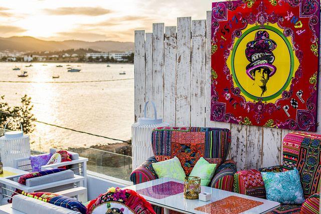 Patchwork, Ibiza restaurant - White Ibiza. Photography by Sofia Gomez Fonzo