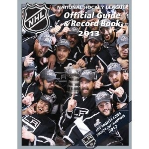 *******Click to Buy******* This is a must have for every Serious Hockey fan. It is very large (664 pages with small print) and just packed with information, It has all the regular season (team and overall records) and playoff records, game results, season by season, and more. It also has a player directly that covers everyone who ever played in the NHL, you name it, its hear.