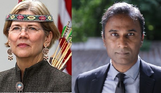 "Hah! Liz ""Pocahontas"" Warren's Senate Challenger Sends Her 23&Me DNA Kit for Her Birthday"