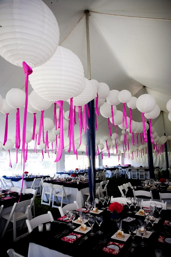 paper lanterns 25 best Wedding Trend