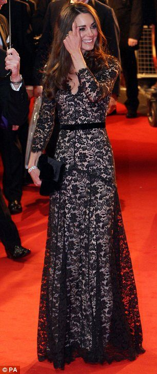 Duchess of Cambridge has topped Vanity Fair's Best-Dressed List for three years running.