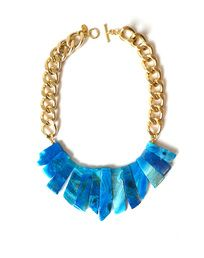 JewelMint: Agate Bib, Tai Agate, Style, Agates, Agate Necklace, Things, Bib Necklaces
