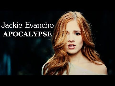 Jackie Evancho's Sultry Performance of 'Apocalypse' is Stunningly Gorgeous | fascinately | fascinatingly shareable. Awesome song! When you think she can't amaze us anymore, she does it again.