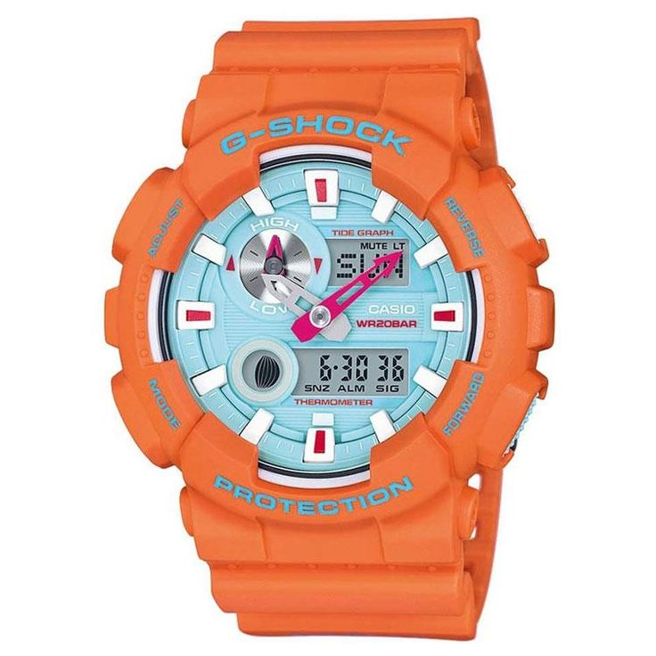 Casio G-shock GAX-100X-4AER G-Lide IN4MA+TION