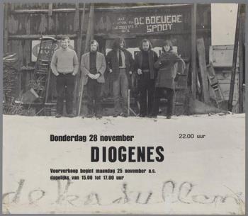 Studentenvereniging Diogenes, Nijmegen