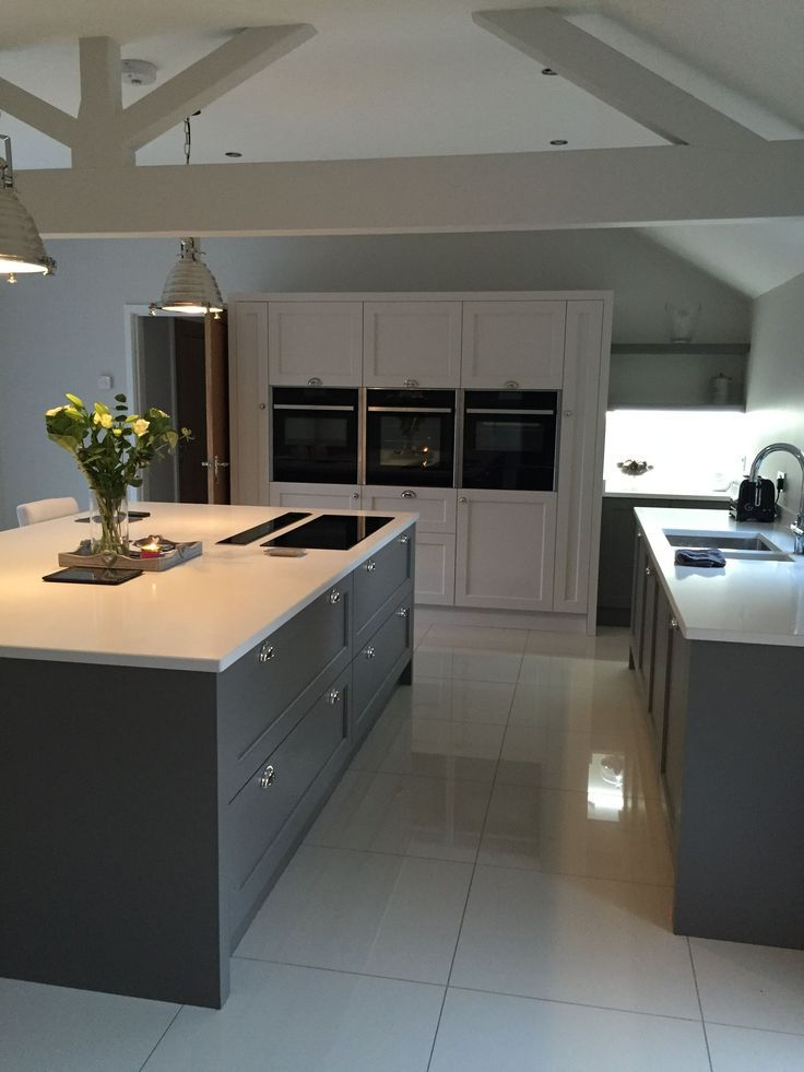 Best My Kitchen With Farrow Ball Moles Breath On The Island 400 x 300