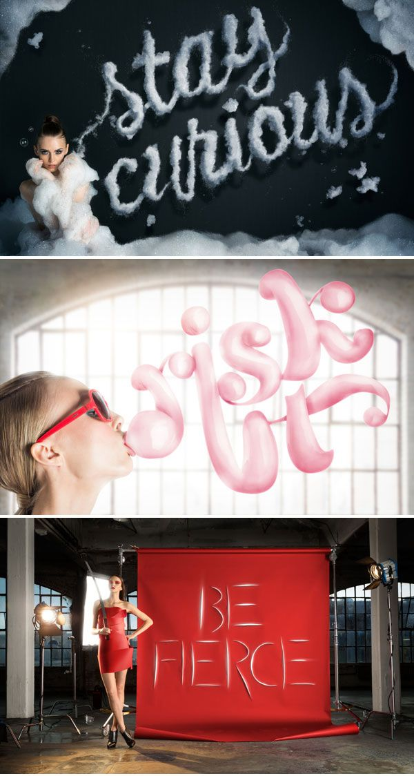 """""""Aizone SS14"""" by Sagmeister & Walsh https://www.behance.net/gallery/Aizone-SS14/14555803?utm_source=Triggermail&utm_medium=email&utm_campaign=Net%20Project%20Published"""
