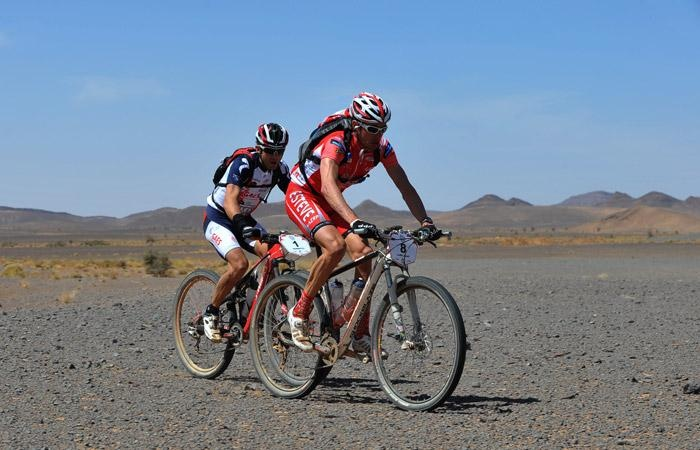 #TitanDesert cycling #race 2012