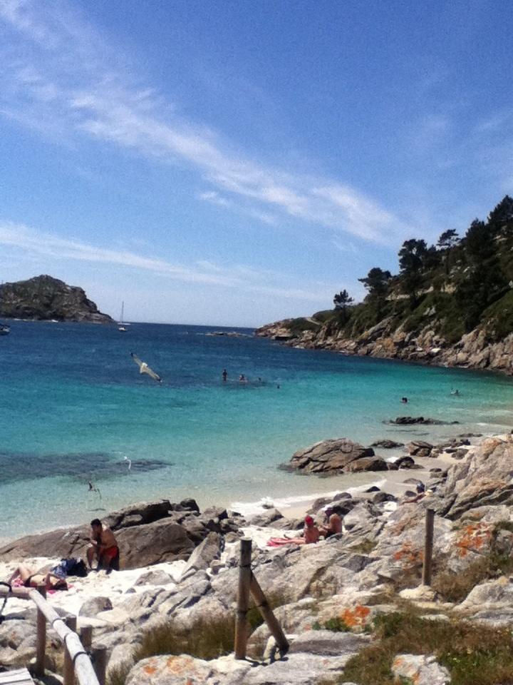 Ciés Islands / Islas Cíes, Vigo (Spain)