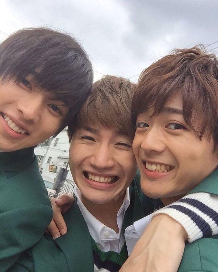 龍星涼~~ Kento x Dori x Ryo       [MV, orange ver, Dec/06/15]