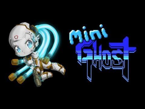 Srep Games Media - Francisco Téllez anuncia Mini Ghost y lanza contenido gratuito paraGhost 1.0.