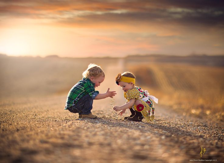 Photograph Childhood by Jake Olson Studios on 500px