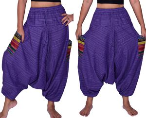 New cozy hippie pants from fanzydesign.com. Harem pants and hippie clothes.