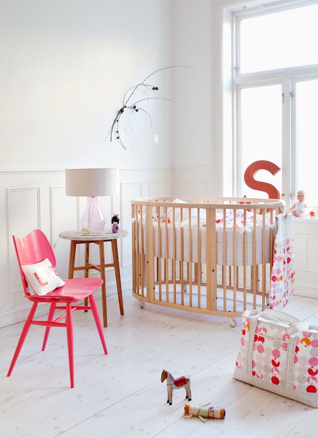 The @STOKKE® Sleepi is a 4-in-1 sleep system that can grow with your child from birth to 10 years old. #babygear #crib:  Cots, Kids Beds, Decorate With, With Lyrics, Beds Conver, Baby Rooms, Sleepy Cribs, Baby Nurseries, Kids Rooms