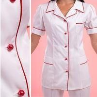 Медицинская одежда костюмы модный доктор