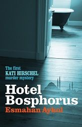 Hotel Bosphorus, mystery,  crime bookstore in Istanbul