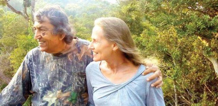 Hintli çift çorak arazi yağmur ormanına dönüştü