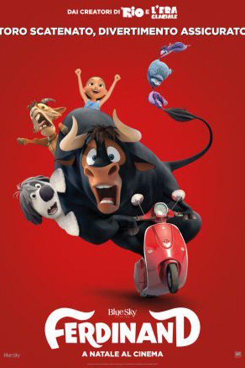 Ferdinand film completo 2017 d'animazione in streaming HD gratis in italiano, guardalo online a 1080p e fai il download in alta definizione.