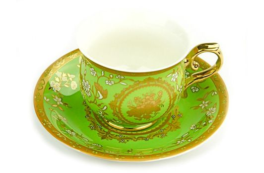 Turkish delight teacup, I loved their sage tea, natural... it was clear yellow, and if you put sugar in it , it turned clear!