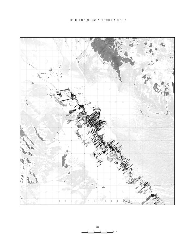 Richard John Seymour, The Corporation of Nature - Atlas of Places