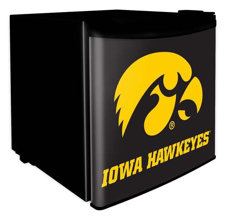 Iowa Hawkeyes Dorm Room Mini-Fridge