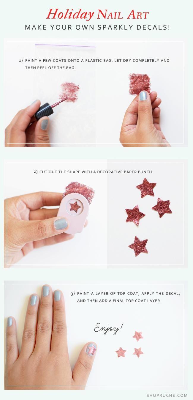 Tutorial laca de uñas diy