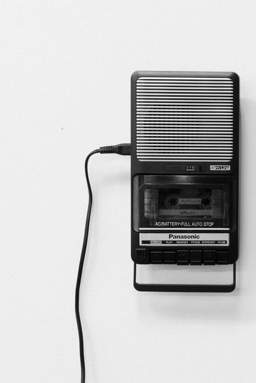 Used to sing my own songs on one of these and send them to my gran in the 80's before we moved to oz!
