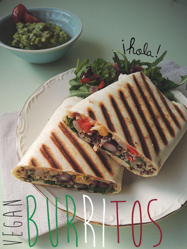 recept vegetarische burritos | Ik ben Iris niet
