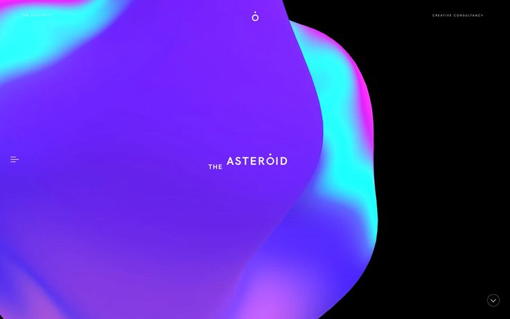 Site of the day: The-asteroid.pt See more: https://mindsparklemag.com/website/the-asteroid-pt/  The-asteroid.pt is is a beautifully designed site that is featured as Site of the Day on design blog Mindsparkle Mag