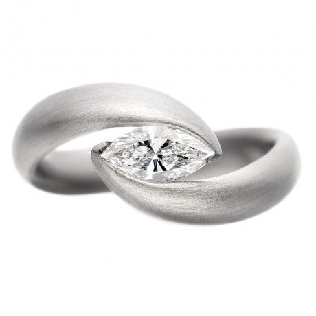 Paul Spurgeon Embrace - Handmade & Designer Engagement Rings - Engagement Rings