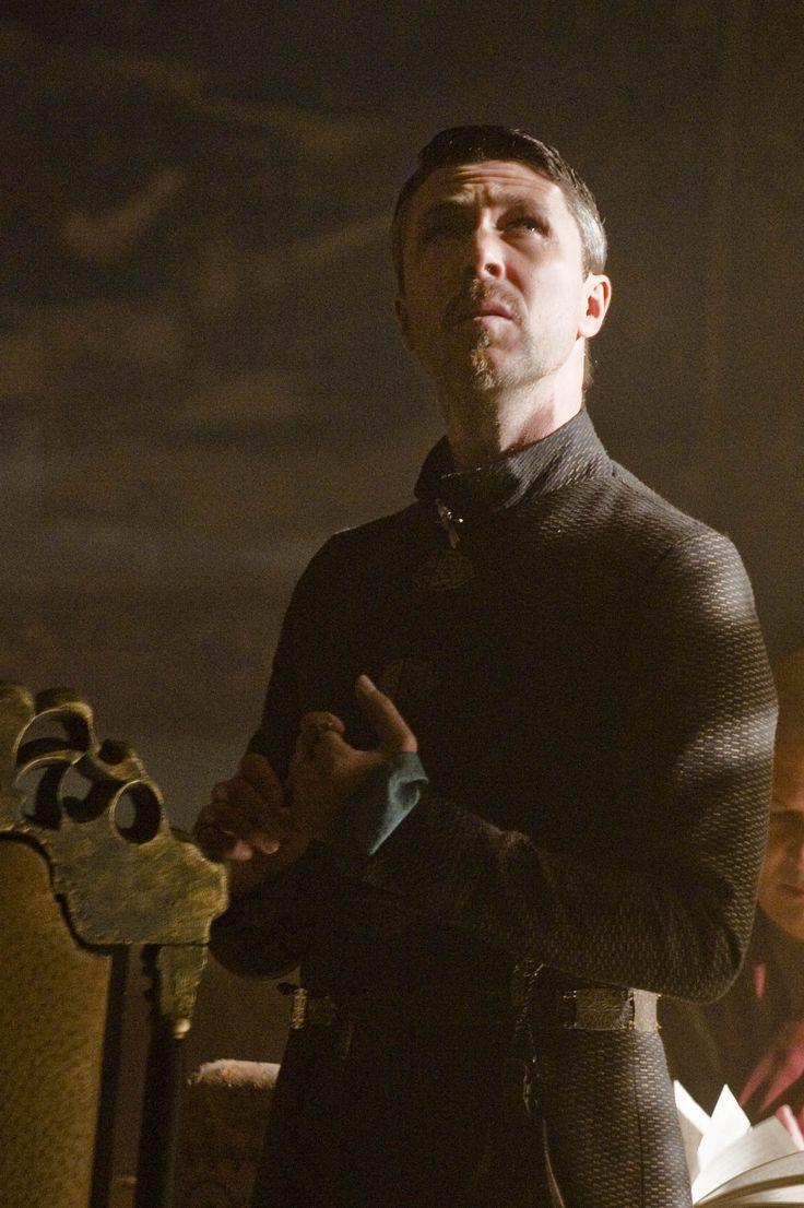 Lord Baelish aka Littlefinger, Game of Thrones - Season 2 Episode 2