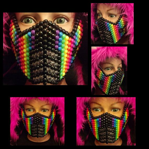 25 Best Images About Kandi On Pinterest: 17 Best Images About Bead Mask On Pinterest