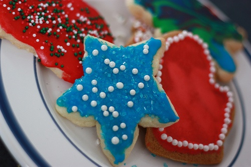 Love ideas for creating holiday traditions with your kids.