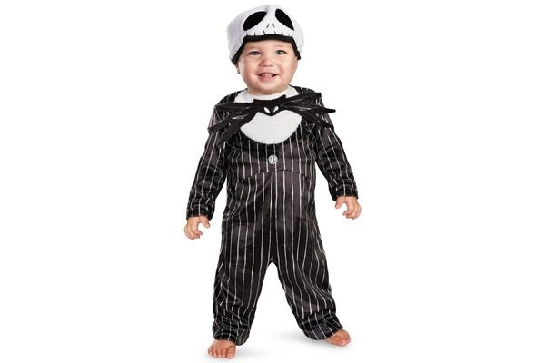 Jack Skellington Prestige Infant Costume (12 - 18 Months)