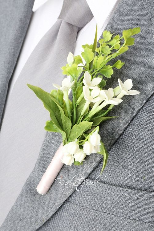 Wildflower Groom Wedding Boutonniere Ideas For Ushers Groomsmen And Fathers Onholes Flowers To Match Davids Bridal Colors Silk