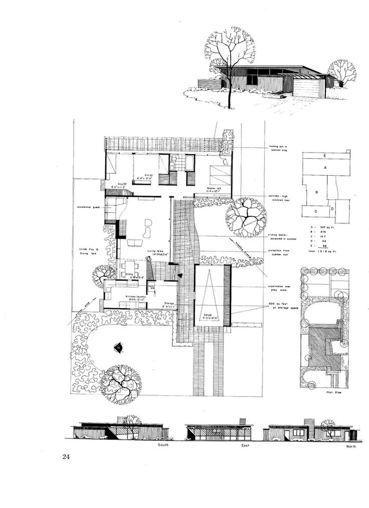 Architectural Drawings Of Modern Houses 299 best plan de maison images on pinterest | architecture, modern