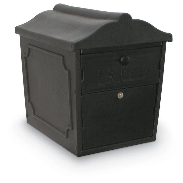 Best 25 Lockable Mailbox Ideas On Pinterest Post Box