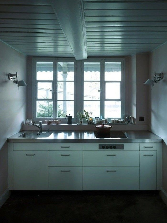 A Kitchen in the Berdorf Chalet House | Remodelista