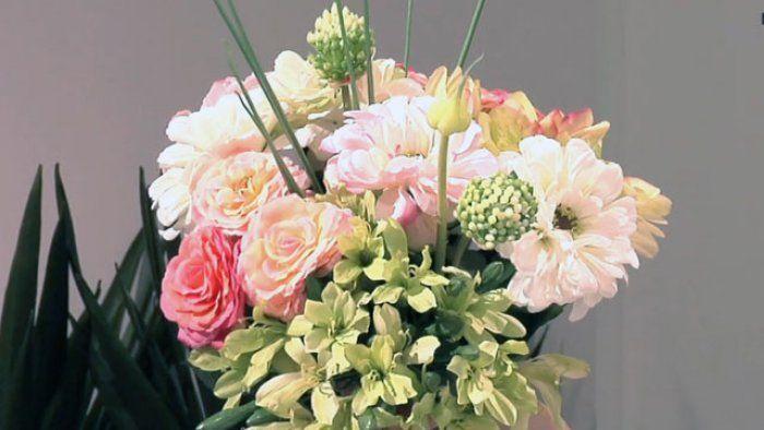 5 règles d'or pour composer un bouquet champêtre rond